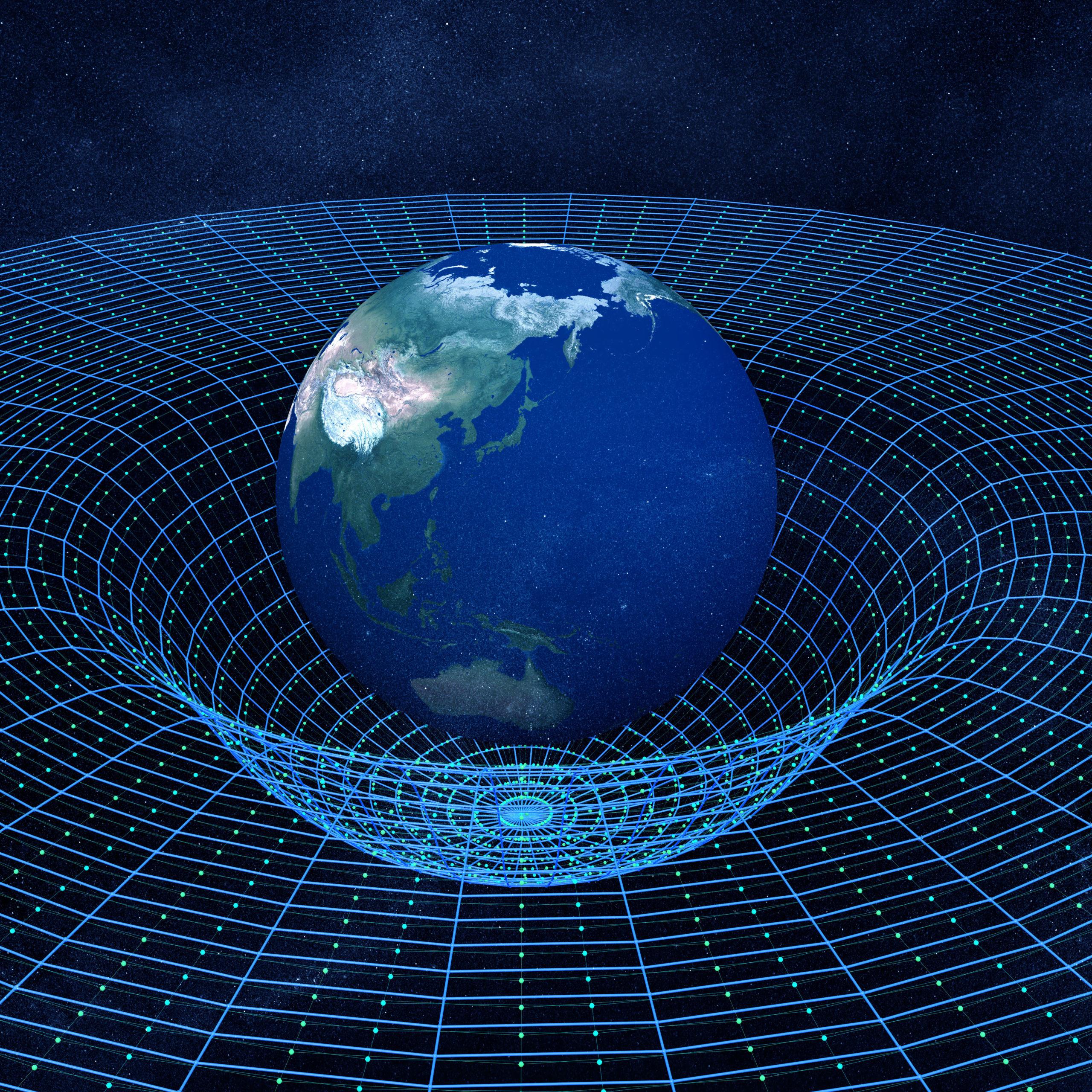 Maya Gravity Well