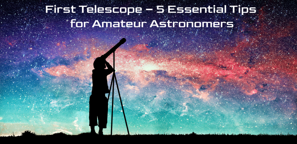 Telescope Tips Amateur Astronomers
